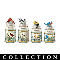 Songbird Serenade Canister Collection