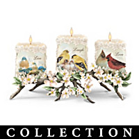 Garden Glow Candleholder Collection