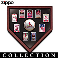 St. Louis Cardinals™ Zippo® Lighter Collection