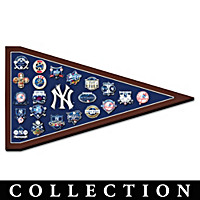 New York Yankees Pin Collection
