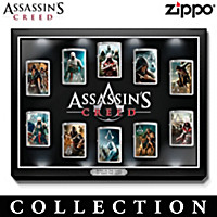 Assassin's Creed® Zippo® Lighter Collection