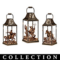 John Wayne: Hollywood Luminary Table Centerpiece Collection