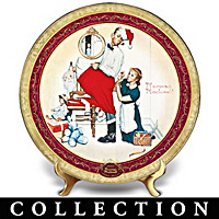 Christmas Memories Collector Plate Collection