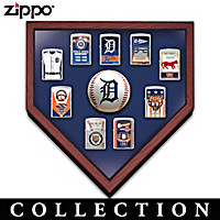 Detroit Tigers™ Zippo® Lighter Collection