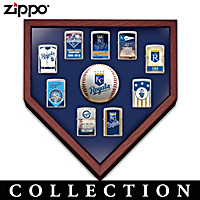 Kansas City Royals™ Zippo® Lighter Collection