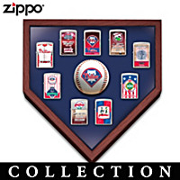 Philadelphia Phillies™ Zippo® Lighter Collection