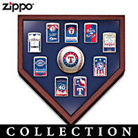 Texas Rangers™ Zippo® Lighter Collection