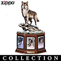 Forest King Zippo® Lighter Collection