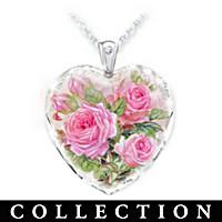 Garden Of Joy Pendant Necklace Collection