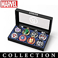 MARVEL AVENGERS Pocket Watch Collection
