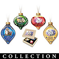 Tails To Treasure Ornament Collection