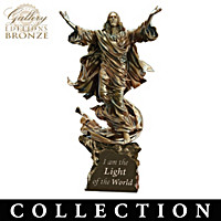 Light Of The World Sculpture Collection