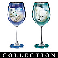 Mystic Wonders Wine Glass Collection