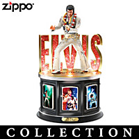 King Of Rock And Roll Zippo® Lighter Collection