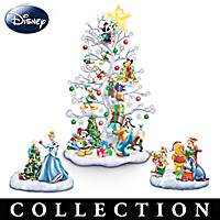 The Magic Of Disney Tabletop Tree Collection