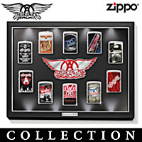 Aerosmith: Legends Of Rock Zippo® Lighter Collection