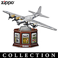 Greatest Aircraft Of WW II Zippo® Lighter Collection