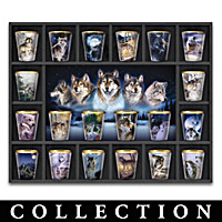 Spirit Of The Pack Shot Glass Collection