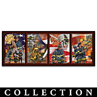 Answering The Call Collector Plate Collection
