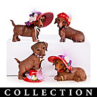 Divas With Hat-titude Figurine Collection