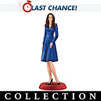Kate Middleton Fashion Figurine Collection