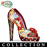 Shoes Are A Girl's Best Friend Figurine Collection