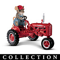 Charming Tails Farmall Squashville Farm Figurine Collection