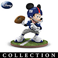 Football Fun-atics New York Giants Figurine Collection