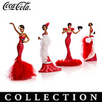 Jazzing It Up With COCA-COLA Figurine Collection