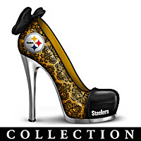 Steelers To The Sole Figurine Collection