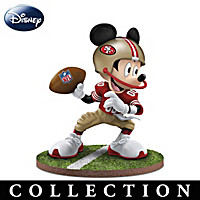Football Fun-atics San Francisco 49ers Figurine Collection