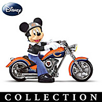 Disney Mickey And The Chicago Bears Figurine Collection