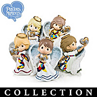Precious Moments Heavenly Blessings Figurine Collection