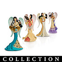 Figurines: Messengers Of The Spirit Figurine Collection