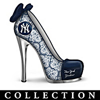 New York Yankees To The Sole Figurine Collection