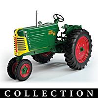 Super Powers Of The Oliver Diecast Tractor Collection