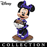 Baltimore Ravens Football Fun Figurine Collection