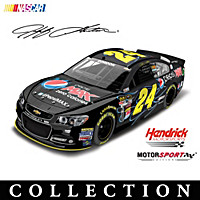Jeff Gordon No. 24 2014 Paint Schemes Diecast Car Collection