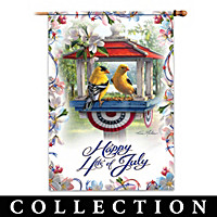 Kim Norlien Holiday Flag Collection