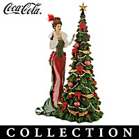 COCA-COLA: Spirit Of The Holidays Annual Figurine Collection
