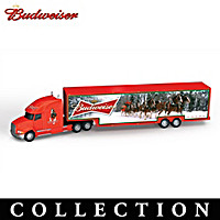 Budweiser Salute To The Seasons Hauler Collection