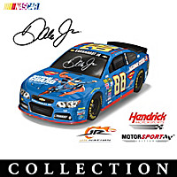 Dale Jr. Ready To Race Sculpture Collection