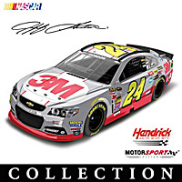 Jeff Gordon No. 24 2015 Paint Schemes Diecast Car Collection