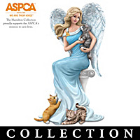 ASPCA Purr-fect Angelic Blessings Figurine Collection