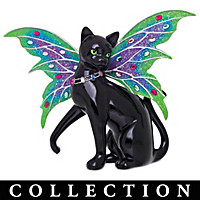 Feline Fairies Figurine Collection