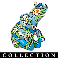 Reflections Of The Elephant Figurine Collection