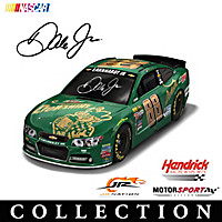 #88 Dale Earnhardt, Jr. Ready To Roll Sculpture Collection