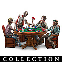 Stalking Dead Poker Figurine Collection