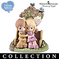 Precious Gardens Of Light Figurine Collection