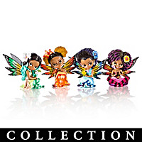 Butterfly Virtues Figurine Collection